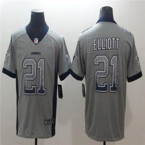 Cowboys 21 Ezekiel Elliott Jersey